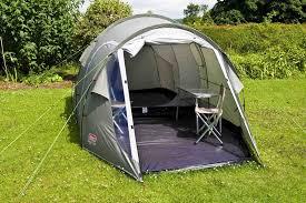 Mon test de la tente Coastline Coleman : Une tente confortable pour 3  personnes - Ma-tente