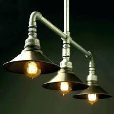 black pipe lighting making light fixtures fixture cute fluorescent diy metal