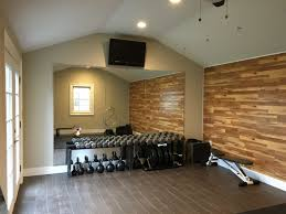 16 beautiful garage conversion ideas and their architecture. Garage Converted Into A Nice Cozy Gym Personal Training Studio It S Equipped With Anchors For Suspensio Home Gym Design Home Gym Garage Home Gyms Ideas Garage