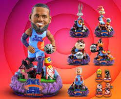 NBA's 'Space Jam: A New Legacy' gear ...