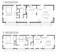 2 bedroom shot house plans inspirational 1000sf house plans best small home floor plans under 1000