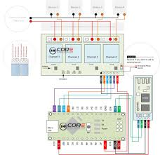 wiring the bluetooth hc channel relay switching android wiring diagram