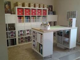 Ikea Craft Rooms  10 Organizing Ideas From REAL Ikea Craft Rooms Ikea Craft Room