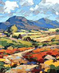 modern landscape paintings original art by landscape com contemporary australian landscape painters