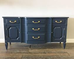 lacquer paint furniture. AVAILABLE: Navy Lacquer Buffet / Dresser Paint Furniture