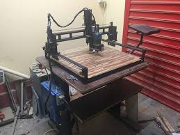 picture of diy x carve build 3 axis cnc machine with laser engraver