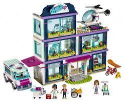 Nơi bán Đồ chơi mô hình Lego - Bệnh viện Heartlake 41318 (871 chi tiết) giá  rẻ nhất tháng 04/2021