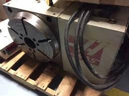 Haas Rotary Fit Chart Haas Hrt 310 Brush 17 Pin Rotary Table Indexer 4th Axis 90