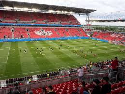 Unexpected Free Interactive Seating Chart Bmo Field Map Bmo