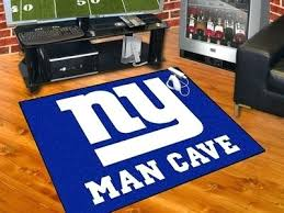 giants area rug new man cave all star decorate your home office or tailgate with rugs