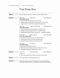 Resume Template For Free Resume Templates Free Download Word New Free Resume Templates 2