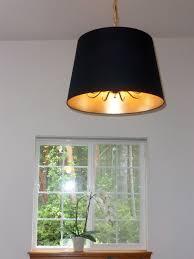 hanging pendant lamp drum shade coryc me