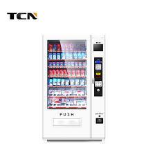 E Liquid Vending Machine Gorgeous China Tcn Self Smart Mechanical Digital Frozen Food Vending Machine