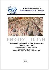 Бизнес план Бройлеры Производство куриного мяса Птицефабрика  Птицефабрика Бройлеры Производство куриного мяса и субпродуктов
