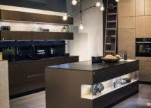 led lighting for kitchens. led lighting has been around for a while but strip lights definitely have taken these energyefficient fixtures to whole new level led kitchens