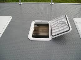 inside boat floor covering
