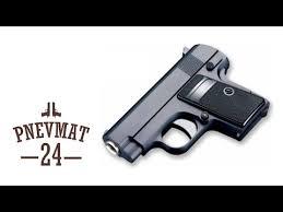 Пистолет страйкбольный <b>Galaxy G</b>.1 Colt 25 mini (Обзор, стрельба)