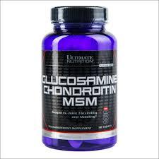 glucosamine chondoitin msm