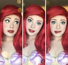 makeup to look like celebrity disney princess guy richard schaefer b6