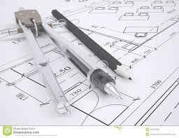 drawing tools. Architecture Drawing Tools New Architectural And Engineering Stock Illustration