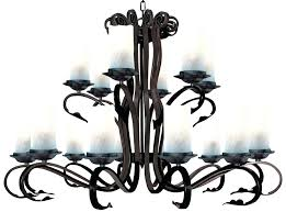 unique rustic lighting. Large Rustic Chandeliers Wrought Iron For Unique Scroll Light Chandelier Lighting