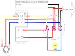 wiring diagram for double switch fan and light gang cool deconstruct wiring diagram for double light switch uk at Wiring Diagram For A Double Switch Light