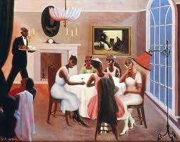 african american artists paintings with one gift mfa fills a void in african