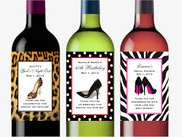Diy Wine Bottle Labels 13 Wine Labels To Wow From Party Favors To Executive Business