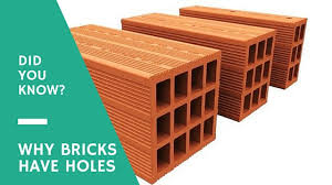 bricks with holes. Interesting Holes Why Bricks Have Holes To With Holes