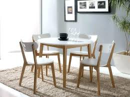 modern round dining table for 6 modern round dining table for 6 furniture modern white round