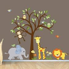 baby room safari wall decals luxury safari wall decal nursery wall decal jungle animal wall decal