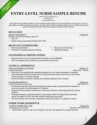 Sample Resume For Nurses With Experience Elegant Sample Resume For