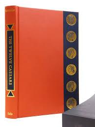 Twelve Caesars The Twelve Caesars Written By Tranquillus Gaius Suetonius Br