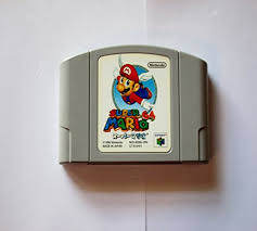 N64 Price Chart Super Mario 64 Japanese N64 Import B000092p6n Amazon