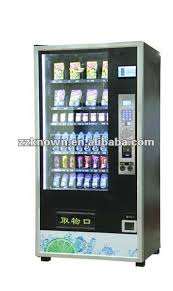 Cold Drink Vending Machine Fascinating Automatic Cold Drink Vending Machine With Coinmobile Vending