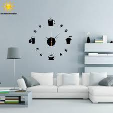 2016 new wall clock clocks 3d diy