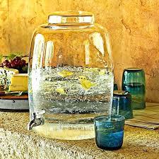 beverage dispenser with spigot creativeware beverage dispenser spigot replacement glass beverage dispenser with metal spigot and beverage dispenser