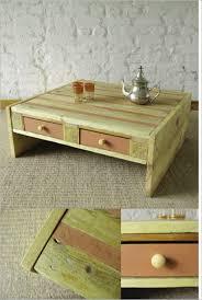 Wood Pallet Table Top Ideas Diy Wood Pallet 20 Creative Furniture Idea Coffee