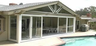exterior bifold doors. Anaheim Hills Exterior Bifold Door Installation By Win-Dor Doors