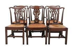 rush seat chairs rush seat dining chairs s 6 rush seat chairs made in italy