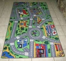 toy car rug new city road car track kids play mat rug ikea toy car rug