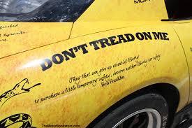 Dodge Quotes Dodge Viper with a super patriotic paint job read the Famous 89