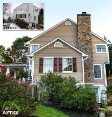 Howard County Home Exterior Renovations Company - Home exterior renovation