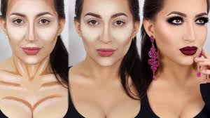 contour highlight baking make up tutorial melissa samways you