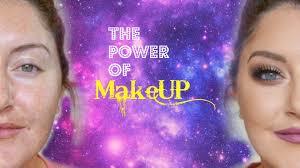 the power of makeup acne oily skin sierra sando
