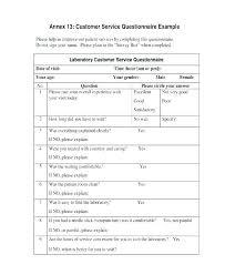Community Survey Template Free Questionnaire Template Community