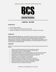 Construction Resume Sample Free Nice Construction Resume Samples 100 Resume Template For Free 46