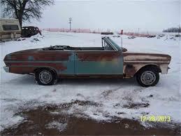 1963 Chevrolet Nova SS for Sale | ClassicCars.com | CC-500974