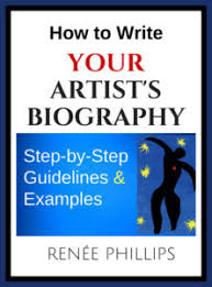 How To Write Your Artist S Biography