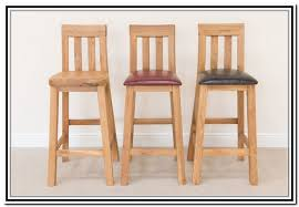 beautiful wooden breakfast bar stool with wooden stools for kitchen akioz